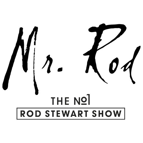 Mr. Rod Logo schwarz